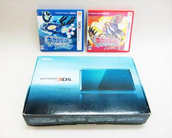 3DS  ゲーム買取