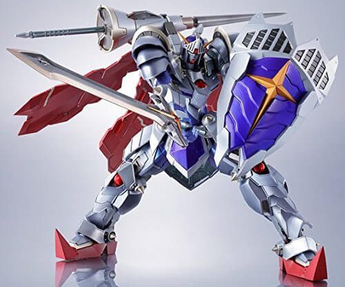 METAL ROBOT魂  騎士ガンダム