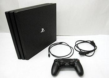 PS4 Pro CUH-7100B プレステーション4 Pro ゲーム買取