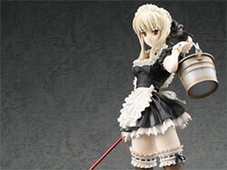ALTER セイバーオルタ メイドver. Fate フィギュア買取価格