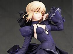 ALTER セイバー/アルトリア・ペンドラゴン[オルタ] ドレスVer. Fateフィギュア買取価格