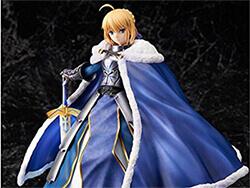 ANIPLEX セイバー/アルトリア・ペンドラゴン(豪華版)Fateフィギュア 買取価格