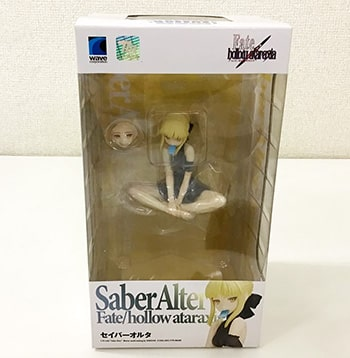 WAVE BEACH QUEENS 1/10 Fate/hollow ataraxia セイバーオルタ買取