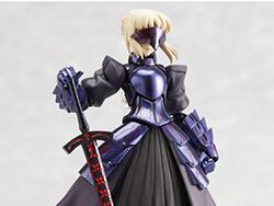 figma 072 セイバーオルタ Fateフィギュア買取価格