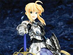 ギフト セイバー Fate フィギュア 買取価格