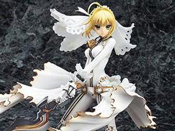 グッスマ セイバー・ブライド Fateフィギュア買取価格