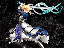 グッスマ セイバー 約束された勝利の剣 エクスカリバー Fateフィギュア買取価格