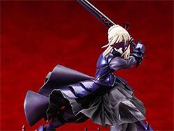 グッスマ セイバーオルタ 卑王鉄槌(ヴォーディガーン) Fateフィギュア買取価格