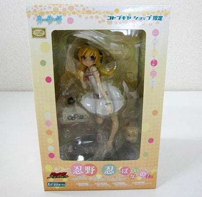 1/8 忍野忍 ぱないの! 化物語フィギュア買取