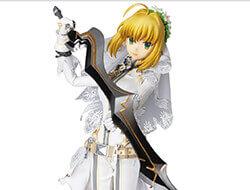 RAH セイバー・ブライド Fateフィギュア買取価格