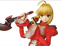 RAH セイバーエクストラ Fateフィギュア買取価格