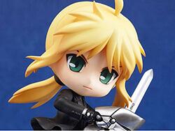 ねんどろいど 258 セイバー Zero ver. Fateフィギュア買取価格