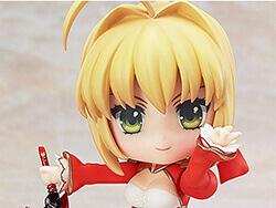 ねんどろいど 358 セイバーエクストラ Fateフィギュア買取価格