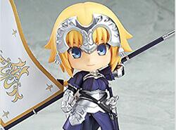 ねんどろいど 650 ルーラー/ジャンヌ・ダルク Fateフィギュア買取価格