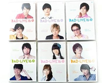 DVD AD-LIVE 16買取