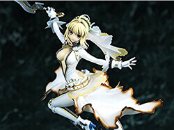 双翼社 セイバー・ブライド Fateフィギュア買取価格