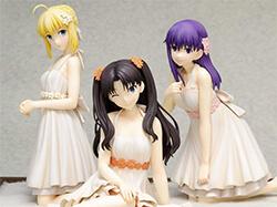 ウェーブ ワンピース スタイル プレミアムセット Fateフィギュア買取価格