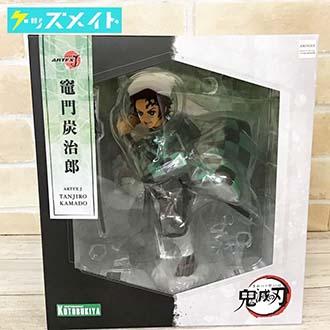 【未開封】コトブキヤ 1/8スケール ARTFX-J 鬼滅の刃 竈門炭治郎 買取