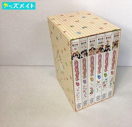 【未開封】ブルーレイ たまこまーけっと 初回限定版 全6巻セット 収納BOX付き 買取