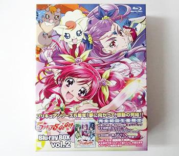 プリキュア5 GO GO Blu-ray BOX Vol.2買取
