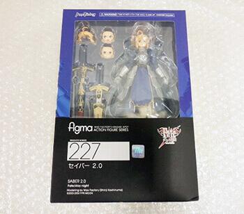227 セイバー2.0  Fate フィギュア買取