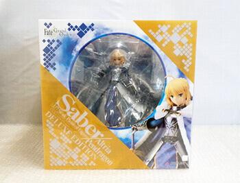 1/7 セイバー アルトリア・ペンドラゴン Fate フィギュア買取