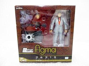 ゴルゴ13 figma買取