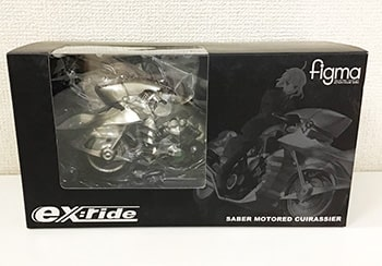 figma Fate / Zero ex:ride SPride.05 セイバー モータード・キュイラシェ買取