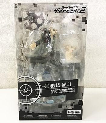 コトブキヤ スーパーダンガンロンパ2 さよなら絶望学園 1/8 狛枝凪斗買取