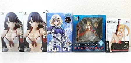 Fate プライズ フィギュア EXQ ルーラー/マルタ,SPM ルーラー,セイバー,ぬーどるストッパー キャスター/ネロ・クラウディウスプライズフィギュア買取