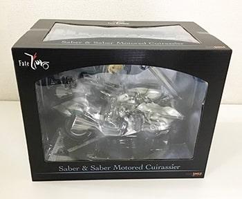 グッスマ Fate/ZERO 1/8 セイバー&セイバー・モータード・キュイラッシェ 買取