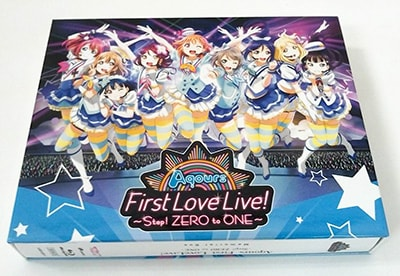 Aqours First Love Live !