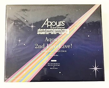 ラブライブ!サンシャイン!! Aqours 2nd LoveLive! HAPPY PARTY TRAIN TOUR Memorial BOX 買取