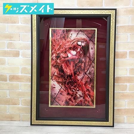 アールビバン 版画 てぃんくる ME版RED ROSE WORLD-SPECULAR COLLAPSE 買取
