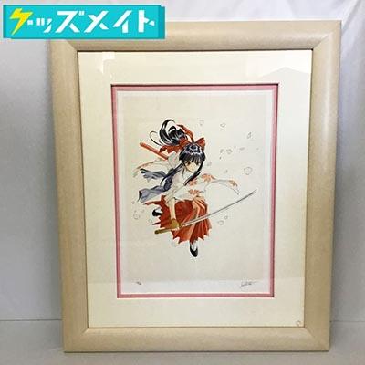 アートコレクションハウス サクラ大戦 藤島康介 桜 買取