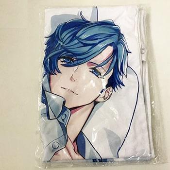【未使用】B-PROJECT 愛染健十 等身大抱き枕カバー 買取