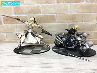 箱なし グッドスマイルカンパニー Fateシリーズ Fate/ZERO 1/8、Fate/unlimited codes 1/7 セイバー 買取