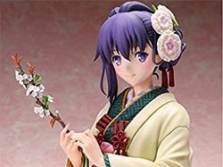 アニプレックス 間桐桜 和服ver. Fate フィギュア買取価格