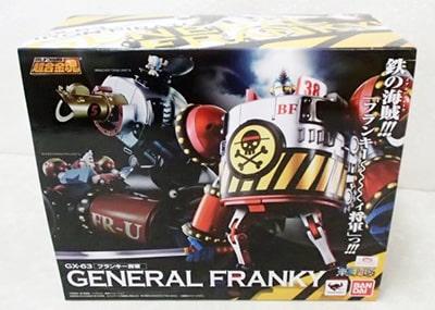 バンダイ 超合金魂 GX-63 フランキー将軍  買取