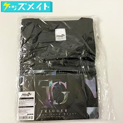 【未開封】アイドリッシュセブン TRIGGER LIVE グッズセット Tシャツ フォトブック ステッカー 完全受注生産品 ナナイロストア 買取