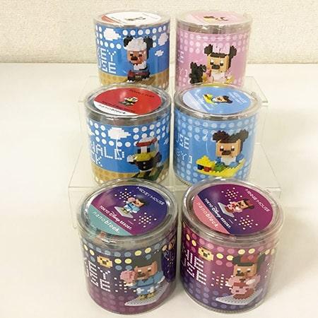 ディズニー TDR nano block ナノブロック ミッキーマウス ディズニーベビー、ミニーマウス ディズニベビー、ドナルドダック 他買取