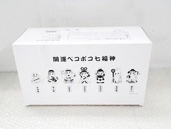 不二家 開運ペコポコ七福神 ペコちゃん人形買取