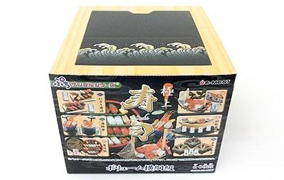 リーメント ぷちサンプルシリーズ 極上寿司 全6箱入りBOX買取