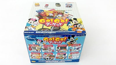 リーメント Disney ディズニーキャラクター GO! GO!マーケット 8箱入りBOXコンプ買取