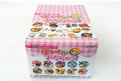 リーメント ぷちサンプルシリーズ ほっぺがおちちゃう! 10箱入りBOX 10種コンプ買取