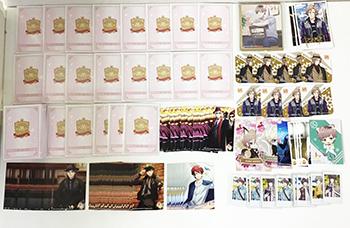 A3! グッズ ブロマイドコレクション、色紙、ポストカード、カード、写真 他買取