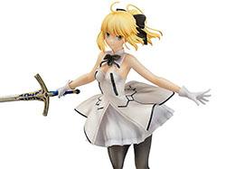 アクアマリン Fate/Grand Order セイバー/アルトリア・ペンドラゴン〔リリィ〕 Fate フィギュア 買取価格