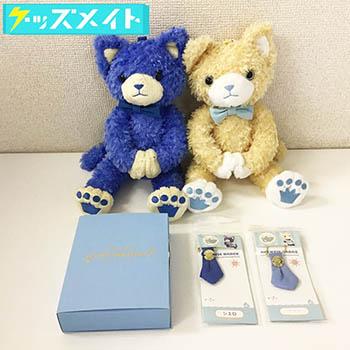 うたの☆プリンスさまっ♪ PRINCE CAT アクア カミュ , シエロ 聖川真斗 , バースデー缶バッジセット 他 買取
