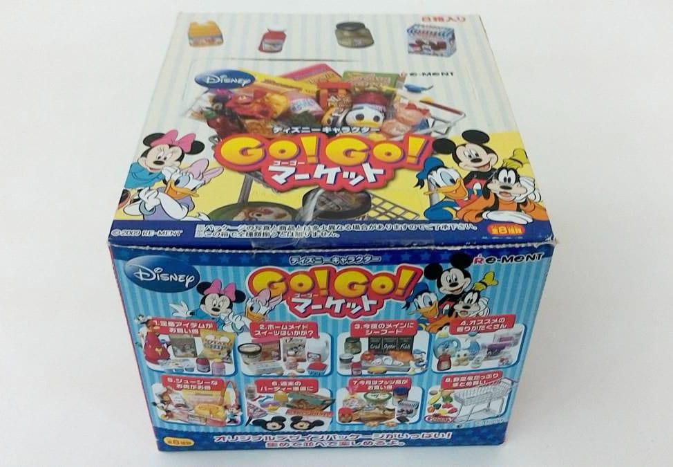 リーメント Disney ディズニーキャラクター GO! GO!マーケット買取