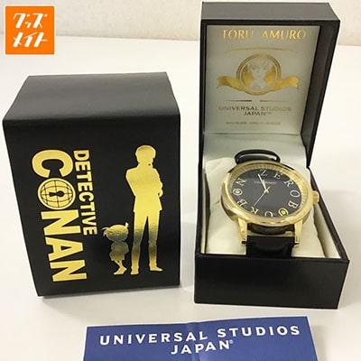 【未使用】名探偵コナン USJ限定 安室透モデル 腕時計 クールジャパン 2018 買取